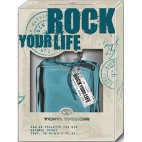 Tom Tailor Rock Your Life Man toaletná voda 30 ml