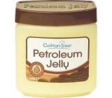 Cotton Tree Petroleum Jelly Cocoa Butter Petrolejová masť ktorá hojí na suchú pokožku, zapareniny, omrzliny 226 g