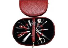 Kellermann 3 Swords Luxusní manikúra 10 dílná Fashion Materials v aktuálním módním materiálu 5224PN