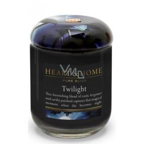 Heart & Home Stmievanie Sójová vonná sviečka strednej horí až 30 hodín 110 g