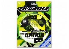 EP Line Disceez frisbee lietajúci disk pružný neón zelený 13 cm 1 kus