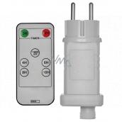 Emos Napájací zdroj s časovačom + diaľkové ovládanie spojovacieho systému 230V