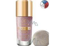 Dermacol Glamour Sparkling Nail Polish lak na nehty 204 9 ml