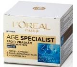 Loreal Paris Age Specialist 35+ nočný krém proti vráskam 50 ml