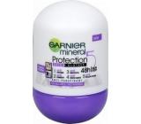 Garnier Mineral Protection 5 48h Floral Fresh kuličkový antiperspirant deodorant roll-on pro ženy 50 ml
