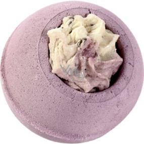 Bomb Cosmetics Nebeská květina - Sky Flower Šumivý balistik do koupele 160 g