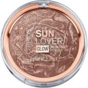 Catrice Sun Lover Glow Bronzing Powder pudr 010 Sun-kissed Bronze 8 g
