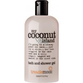 Treaclemoon My Coconut Island sprchový gel 500 ml