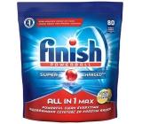 Finish All in 1 Max Lemon tablety do umývačky 80 kusov
