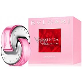 Bvlgari Omnia Pink Sapphire toaletná voda pre ženy 65 ml