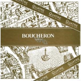 Boucheron Quatre Absolu de Nuit pour Femme parfémovaná voda pro ženy 50 ml + tělové mléko 100 ml, dárková sada