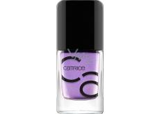Catrice ICONails Gél Lacque lak na nechty 71 Aj Kinda Lilac You 10,5 ml