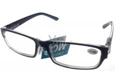 Berkeley Čítacie dioptrické okuliare +3.5 plast čierne MC2062