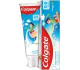 Colgate Kids 6-9 rokov Mild Mint magická zubná pasta pre deti 50 ml