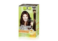 Schwarzkopf Natural & Easy farba na vlasy 584 Moka čokoláda