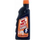 Wc Net Turbo gelový čistič odpadů zprůchodní i beznadějně ucpané odpady 500 ml