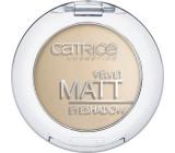 Catrice Velvet Matt Eyeshadow oční stíny 010 Vanillaty Fair 3,5 g