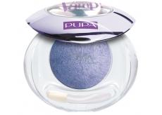 Pupa Snow Queen Vamp! Wet & Dry Eyeshadow oční stíny 001 Far Northic Lilac 1 g