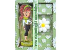 Bohemia Pro nejlepší maminku sprchový gel 300 ml + ručně vyráběné mýdlo květina 50 g, kosmetická sada