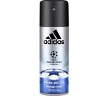 Adidas UEFA Champions League Arena Edition deodorant spray pre mužov 100 ml