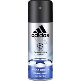 Adidas UEFA Champions League Arena Edition dezodorant sprej pre mužov 150 ml