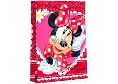 BSB Luxusní dárková papírová taška pro děti 22,9 x 17,5 x 9,8 cm Minnie DT M