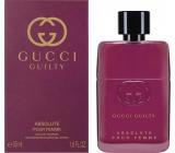 Gucci Guilty Absolute pour Femme toaletná voda pre ženy 50 ml