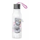 Me to You Cestovné fľaša ružové kvety 600 ml