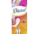 Discreet Deo Summer Fresh Multiform slipové intímne vložky pre každodenné použitie 20 kusov