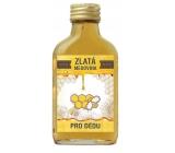 Bohemia Gifts Zlatá medovina 18% Pre dedka 100 ml