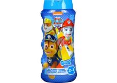 Paw Patrol 2v1 šampon na vlasy a tělo & pěna do koupele pro děti 475 ml