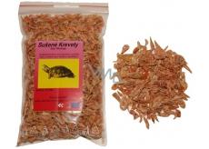 RH Sušené Krevety sušené krmivo pre teráriové zvieratá 200 ml
