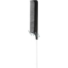 Paves Anti Static hřeben tupírák s kovovým koncem 21,5 cm