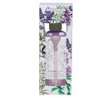 Heathcote & Ivory Flower Blooms Lavender Garden hydratačný sprchový gél 300 ml