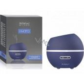 Millefiori Milano Hydro Polčas Sphere Blue Ultrazvukový difuzér sklenený - Moderné prevoňanie a zvlhčenie vzduchu