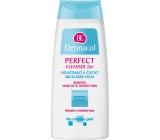 Dermacol Perfect Cleanser 2v1 odličovací a čisticí pleťová voda 200 ml