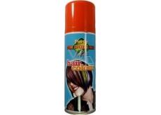Party Success Hair Colour barevný lak na vlasy Oranžový 125 ml sprej