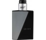 James Bond 007 Seven toaletná voda pre mužov 50 ml Tester