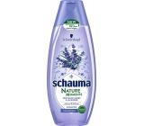 Schauma Nature Moments Provensálske byliny a levandule pre objem a plnosť šampón na vlasy 250 ml