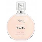 Chanel Chance Eau Vive Hair Mist vlasová hmla s rozprašovačom pre ženy 35 ml