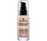 Essence Fresh & Fit Awake make-up 40 Fresh Sun Beige 30 ml