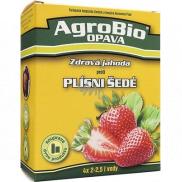 AgroBio Zdravá jahoda Switch fungicídny prípravok proti plesni sivej 2,5 g + Harmónia Plod kvapalné ES hnojivo 90 ml, súprava dvoch produktov