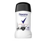 Rexona Active Protection + Invisible tuhý antiperspirant dezodorant stick pre ženy 40 ml
