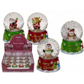 Ditipo Sněžítko Santa 4,5 x 6,5 cm