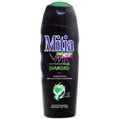 Mitia Men Diamond 2v1 sprchový gél a šampón na vlasy 400 ml