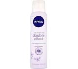 Nivea Double Effect Violet Senses antiperspirant deodorant sprej pro ženy 150 ml