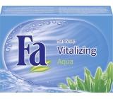 Fa Vitalizing Aqua tuhé toaletní mýdlo 100 g