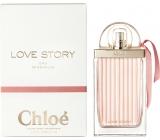 Chloé Love Story Eau Sensuelle toaletná voda pre ženy 75 ml
