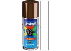 Colorlak Eurospray Farba na koži biela sprej 160 ml