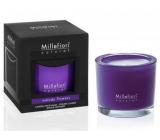 Millefiori Milano Natural Melody Flowers - Akordy kvetov Vonná sviečka horí až 60 hodín 180 g